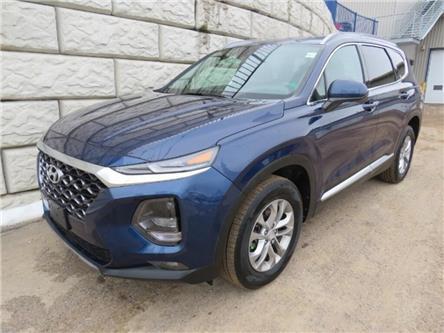 2019 Hyundai Santa Fe  (Stk: D00685P) in Fredericton - Image 1 of 19