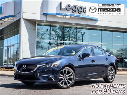 2017 Mazda MAZDA6 GT (Stk: 2070) in Burlington - Image 1 of 30