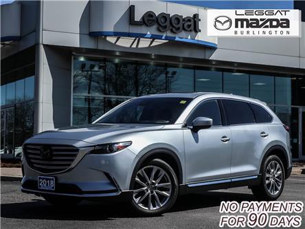 2018 Mazda CX-9 Signature (Stk: 2100) in Burlington - Image 1 of 30