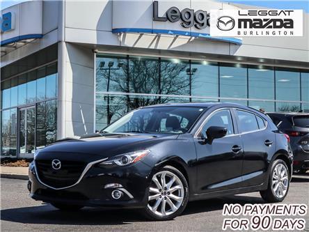 2016 Mazda Mazda3 Sport GT (Stk: 2175) in Burlington - Image 1 of 28