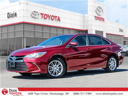 2015 Toyota Camry LE (Stk: 72382) in Mississauga - Image 1 of 26