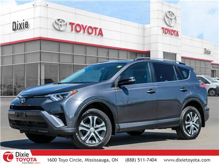 2017 Toyota RAV4 LE (Stk: D201261A) in Mississauga - Image 1 of 28