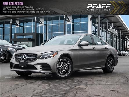 2020 Mercedes-Benz C-Class Base (Stk: 39710) in Kitchener - Image 1 of 17