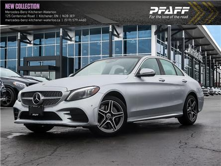 2020 Mercedes-Benz C-Class Base (Stk: 39721) in Kitchener - Image 1 of 18