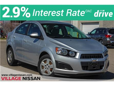 2013 Chevrolet Sonic LS Auto (Stk: 90917A) in Unionville - Image 1 of 24