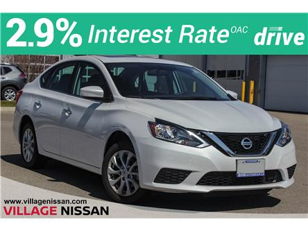 2019 Nissan Sentra 1.8 SV (Stk: P102N) in Unionville - Image 1 of 25