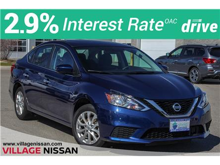 2019 Nissan Sentra 1.8 SV (Stk: P2972R) in Unionville - Image 1 of 27