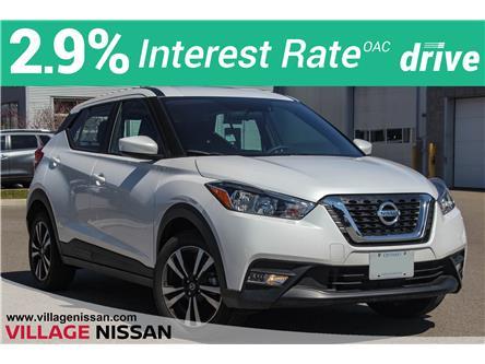 2019 Nissan Kicks SV (Stk: P116N) in Unionville - Image 1 of 28