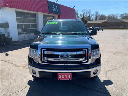 2014 Ford F-150 XLT (Stk: ) in Cobourg - Image 1 of 15