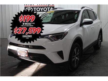 2018 Toyota RAV4 LE (Stk: A14031) in Winnipeg - Image 1 of 25