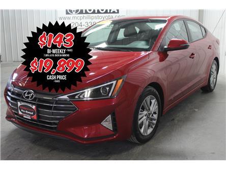 2020 Hyundai Elantra Luxury (Stk: F10165) in Winnipeg - Image 1 of 29