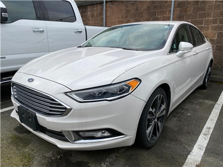 2017 Ford Fusion Titanium (Stk: RP18147) in Vancouver - Image 1 of 15