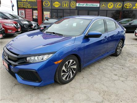 2017 Honda Civic LX (Stk: 300493) in Toronto - Image 1 of 15