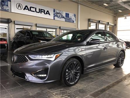 2019 Acura ILX Premium A-Spec (Stk: A4201) in Saskatoon - Image 1 of 18