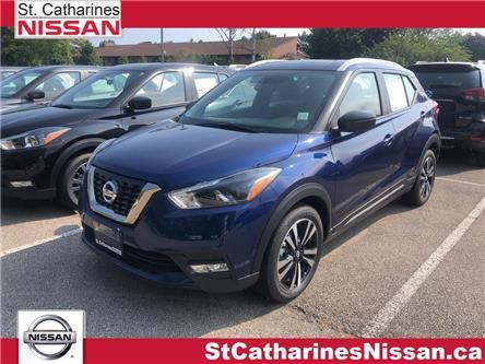 2019 Nissan Kicks  (Stk: KI19109) in St. Catharines - Image 1 of 5