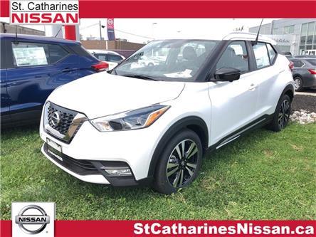 2019 Nissan Kicks  (Stk: KI19116) in St. Catharines - Image 1 of 5