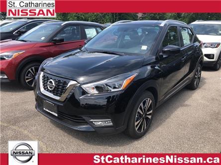 2019 Nissan Kicks  (Stk: KI19130) in St. Catharines - Image 1 of 5