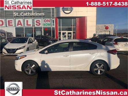 2018 Kia Forte Plus (Stk: SSP285) in St. Catharines - Image 1 of 19