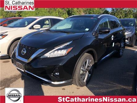 2020 Nissan Murano SL (Stk: MU20002) in St. Catharines - Image 1 of 5