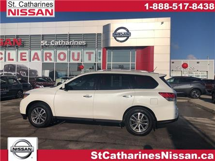 2016 Nissan Pathfinder  (Stk: P2548) in St. Catharines - Image 1 of 18