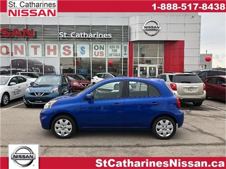 2015 Nissan Micra  (Stk: P2567) in St. Catharines - Image 1 of 19