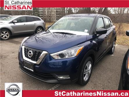 2020 Nissan Kicks  (Stk: KI20002) in St. Catharines - Image 1 of 5