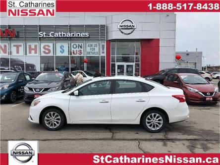 2017 Nissan Sentra  (Stk: P2587) in St. Catharines - Image 1 of 22