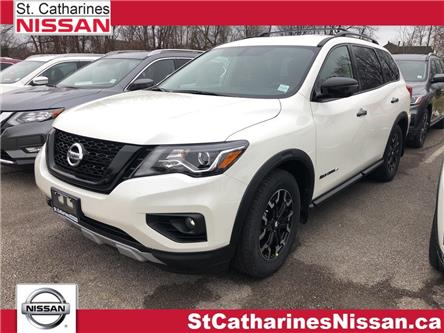 2020 Nissan Pathfinder SV Tech (Stk: PF20007) in St. Catharines - Image 1 of 5