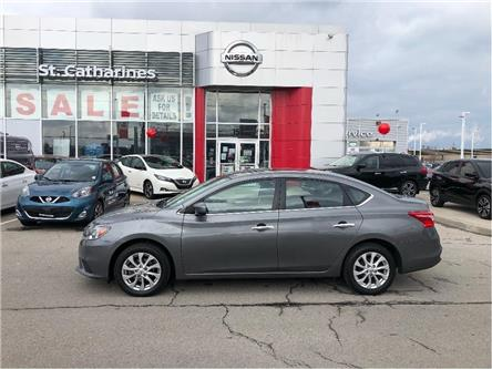 2019 Nissan Sentra  (Stk: P2623) in St. Catharines - Image 1 of 22
