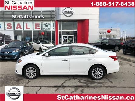 2017 Nissan Sentra  (Stk: P2627) in St. Catharines - Image 1 of 22