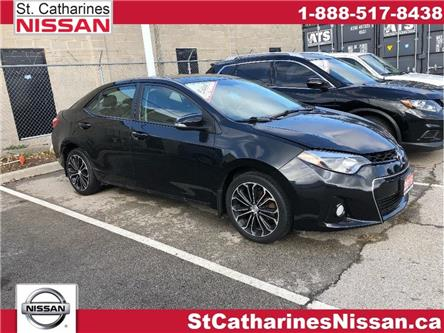 2016 Toyota Corolla  (Stk: SSP290) in St. Catharines - Image 1 of 5