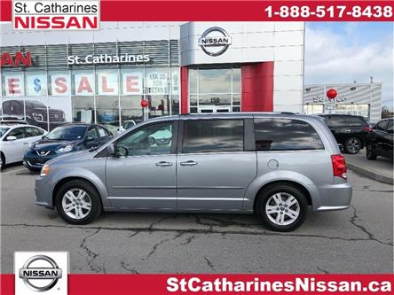 2014 Dodge Grand Caravan Crew (Stk: SSP303) in St. Catharines - Image 1 of 22