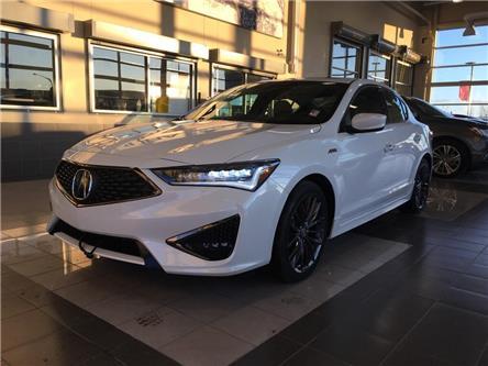 2019 Acura ILX Premium A-Spec (Stk: A4200) in Saskatoon - Image 1 of 19