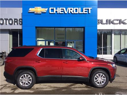 2020 Chevrolet Traverse LT (Stk: 7201300) in Whitehorse - Image 1 of 21