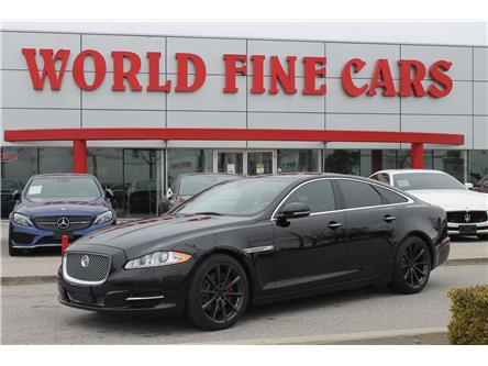 2013 Jaguar XJ XJ (Stk: 17166) in Toronto - Image 1 of 18