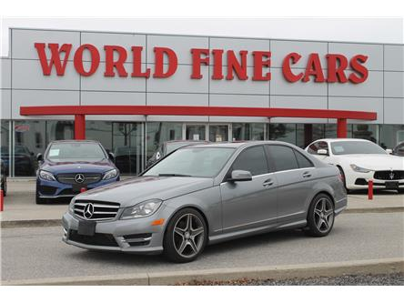 2014 Mercedes-Benz C-Class Base (Stk: 17145) in Toronto - Image 1 of 20