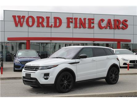 2014 Land Rover Range Rover Evoque Dynamic (Stk: 17070) in Toronto - Image 1 of 21