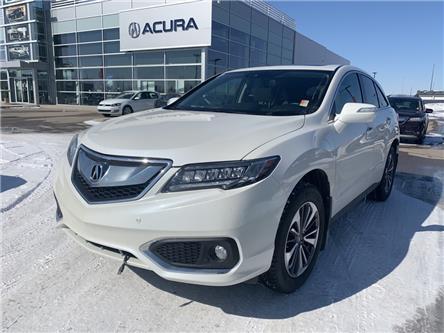 2017 Acura RDX Elite (Stk: 49195A) in Saskatoon - Image 1 of 24