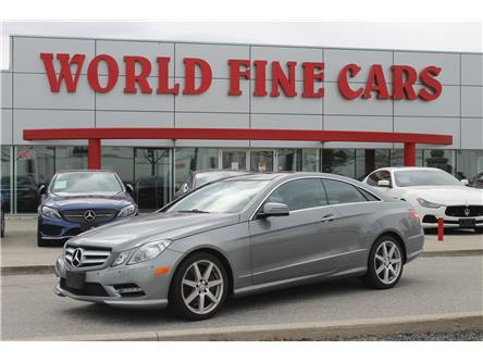 2012 Mercedes-Benz E-Class Base (Stk: 17147) in Toronto - Image 1 of 18