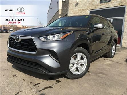 2020 Toyota Highlander AWD LE (Stk: 47101) in Brampton - Image 1 of 25