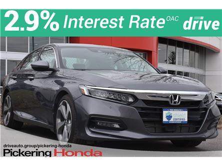 2019 Honda Accord Touring 1.5T (Stk: U251) in Pickering - Image 1 of 20
