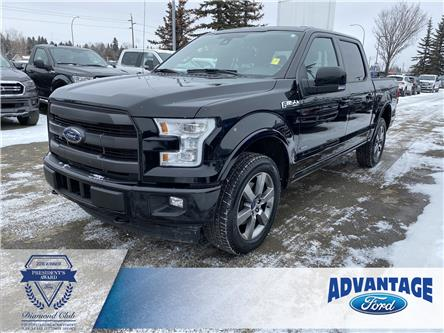 2017 Ford F-150 Lariat (Stk: L-431A) in Calgary - Image 1 of 23