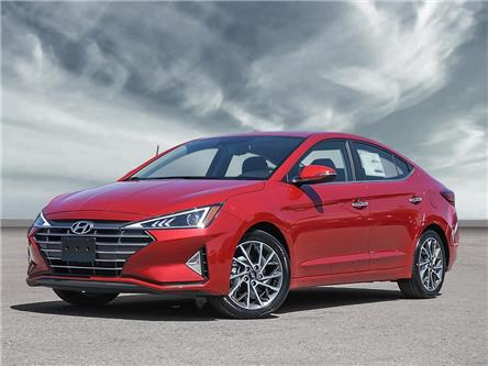 2020 Hyundai Elantra Luxury (Stk: H5120) in Toronto - Image 1 of 23