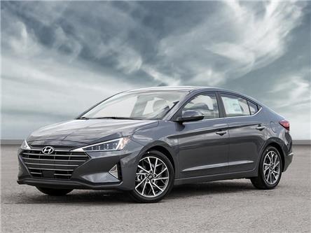 2020 Hyundai Elantra Ultimate (Stk: H5272) in Toronto - Image 1 of 23
