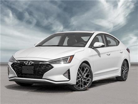 2020 Hyundai Elantra Sport (Stk: H5561) in Toronto - Image 1 of 23