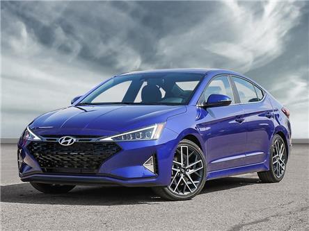 2020 Hyundai Elantra Sport (Stk: H5583) in Toronto - Image 1 of 23