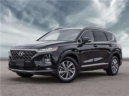 2020 Hyundai Santa Fe Preferred 2.4 (Stk: H5596) in Toronto - Image 1 of 23