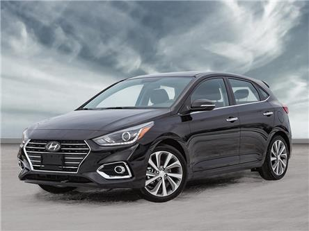 2020 Hyundai Accent Ultimate (Stk: H5638) in Toronto - Image 1 of 22