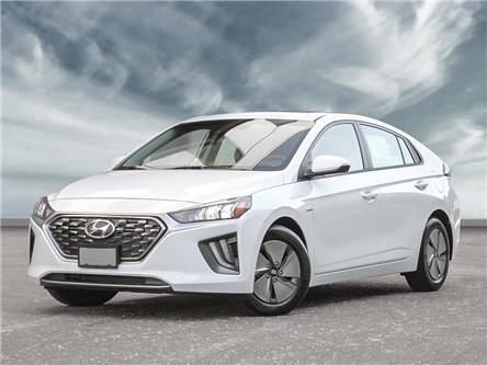 2020 Hyundai Ioniq Hybrid Preferred (Stk: H5635) in Toronto - Image 1 of 23