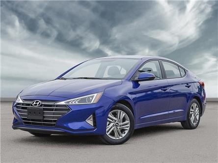 2020 Hyundai Elantra Preferred (Stk: H5655) in Toronto - Image 1 of 23